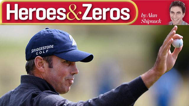 "Matt Kuchar is generally regarded as the ""nice guy"" on the PGA Tour."