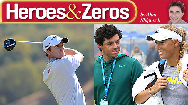 Jimmy Walker won the 2013 Frys.com Open for the first PGA Tour victory of his career; multiple media outlets have reported that Rory and Caroline have split.
