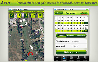 ShowMeGolf.com is free to download on iTunes.