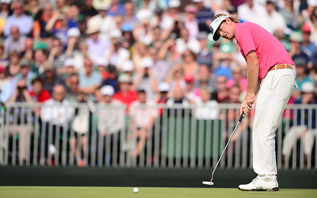 Before the 2012 British Open, Brandt Snedeker took his stats guru's advice to play a smarter, less risk-averse brand of golf -- then finished third at Royal Lytham.