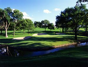 PGA dreams may well drown in the greenside creek at No. 12.