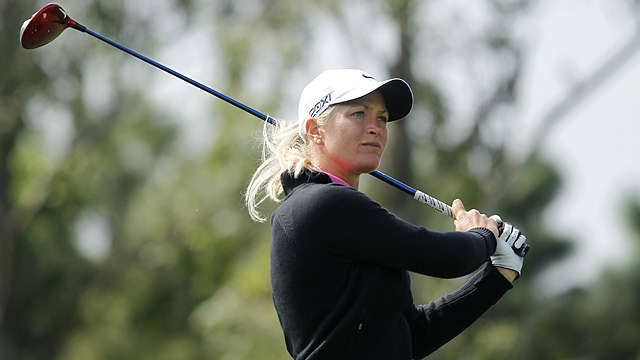 Pettersen is the defending champion at this event.