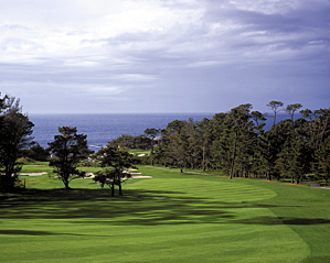 No. 1 at Spyglass Hill looks harmless enough. It's not.