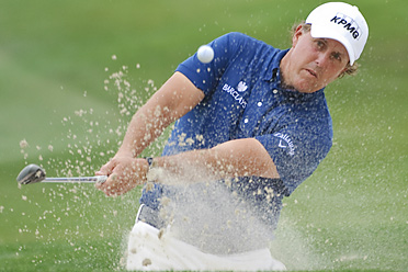 Phil Mickelson earned his 39th career title and first of 2011.