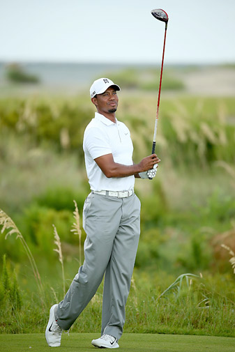 "Tiger Woods has not won a major since the 2008 U.S. Open at Torrey Pines. <strong><a href=""http://www.golf.com/photos/pga-championship-2012-practice-rounds/tiger-woods-wednesday"">More photos</a></strong>"
