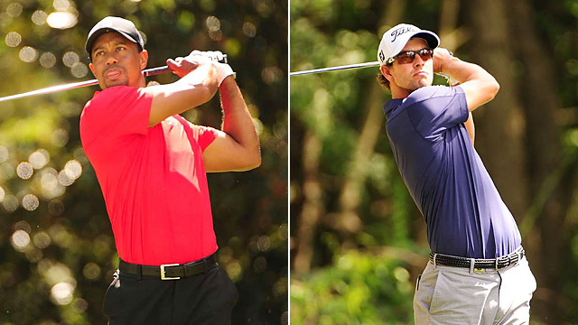 Despite being No. 2 in the official rankings, Gary thinks Adam Scott deserves the top spot.