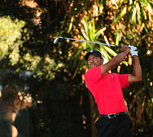 Tiger Woods relied on precise and powerful shotmaking at Bay Hill.