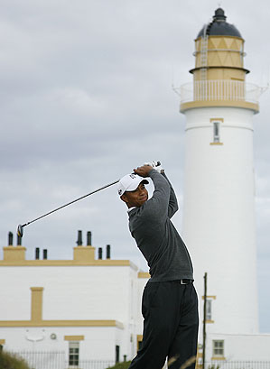 Will Turnberry suit Tiger's game?