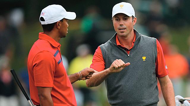Tiger Woods and Matt Kuchar are 2-0 so far.