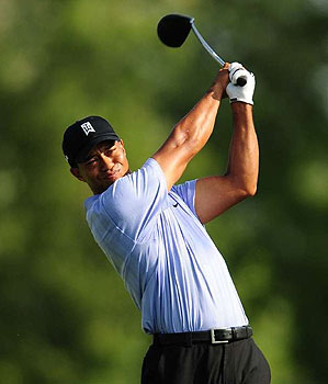 Tiger Woods has yet to win a major championship in 2009.