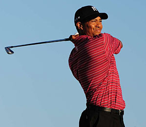 Tiger Woods took 8 1/2 months off after the 2008 U.S. Open to recover from knee surgery.