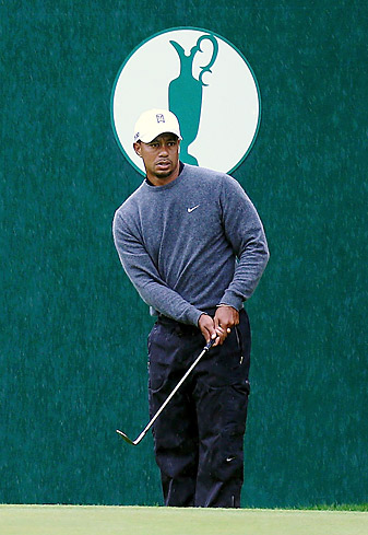 Woods has won three times and missed two cuts this season.