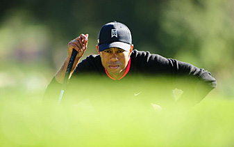 Tiger Woods faces Charles Howell III in the first round of the Match Play Championship.