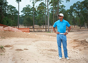 No matter what style jeans Tiger wears he'll still dress better than the writers who cover him.