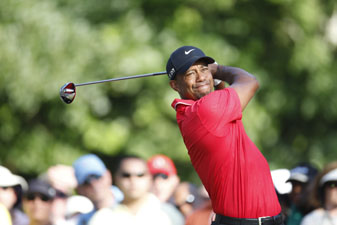 You could take away everything Tiger Woods has done in his life except what he has done at Sawgrass, and he still would have led a rich and strange life.