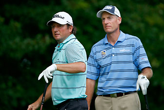 Tim Clark and Jim Furyk, ranked 167th and 189th in driving distance on Tour, played in the final group of the Canadian Open.