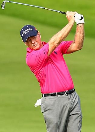 Watson will be 65 when the Ryder Cup is played in 2014.