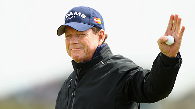Tom Watson is looking to find success on the Champions Tour in Georgia.
