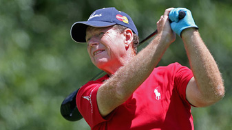 Tom Watson shot a 1-under 69 in the final round of the Greenbrier Classic on Sunday.