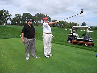 """""""For all his bluster, he's pretty normal,"""" Travelin' Joe Passov says of the Donald."""