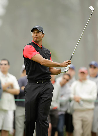 Will Tiger Woods win a major in 2012?
