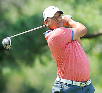 Jhonattan Vegas is No. 124 on the points list entering the Wyndham this week.