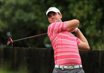 Scott Jamieson won the Nelson Mandela Championship last month.