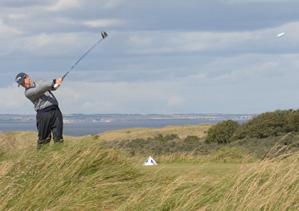Watson played Muirfield during the 2007 Senior British Open.