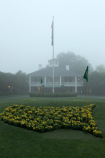 Wild temperatures at Augusta this week made for a wild tournament.