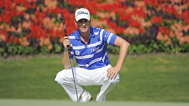 Simpson won his first major at last year's U.S. Open.