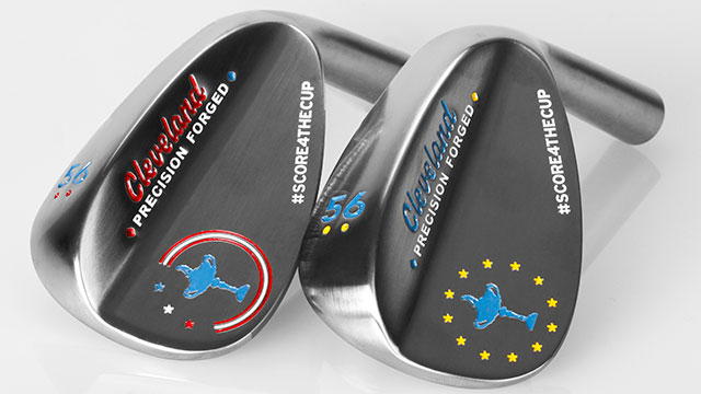 You can win these wedges by correctly predicting the score of the 2014 Ryder Cup.
