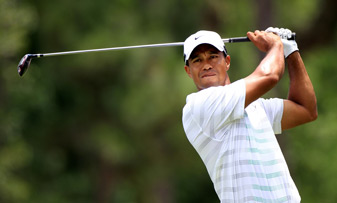 Tiger Woods is eligible for the hall of fame in four years.