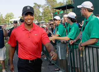 Tiger Woods won his third event of the season last week.