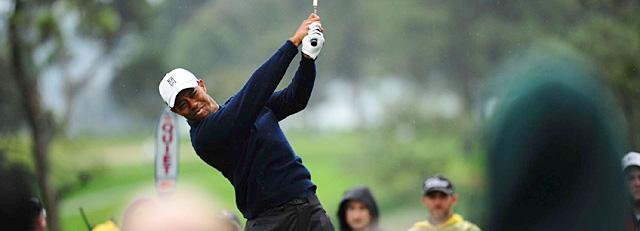 Tiger Woods won his last major in 2008 at Torrey Pines.