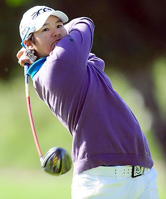 Yani Tseng won the Kraft Nabisco in 2010.
