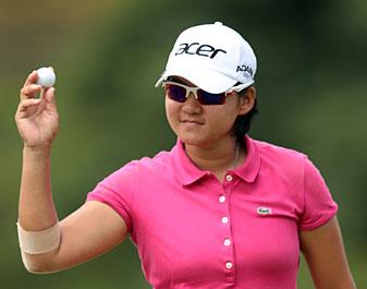 Yani Tseng won earlier this year in Thailand.