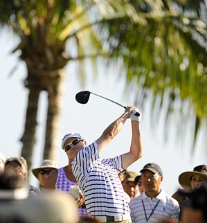 Zach Johnson has won a major and more than $13 million in the past five years.