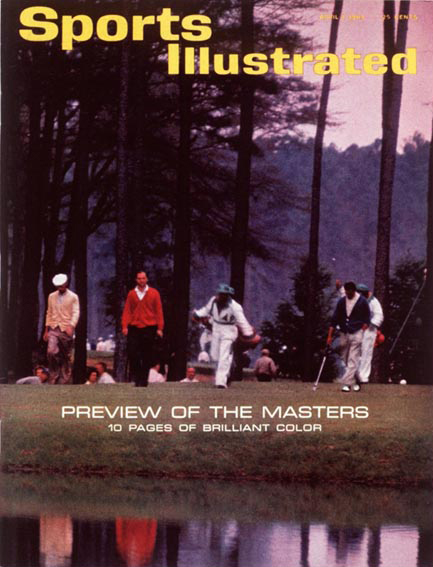 Masters Preview April 1, 1963
