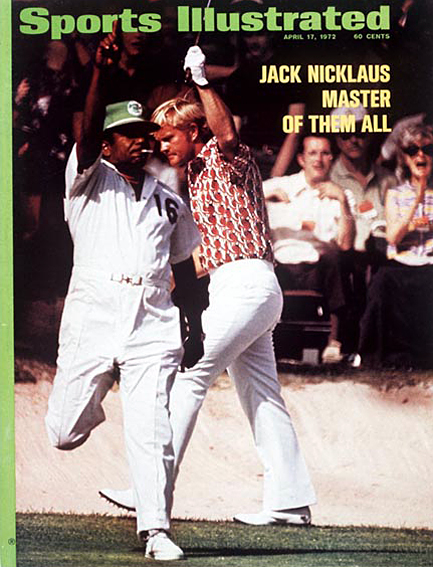 Jack Nicklaus wins fourth Masters title April 17, 1972