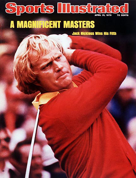 Jack Nicklaus wins 1975 Masters April 21, 1975