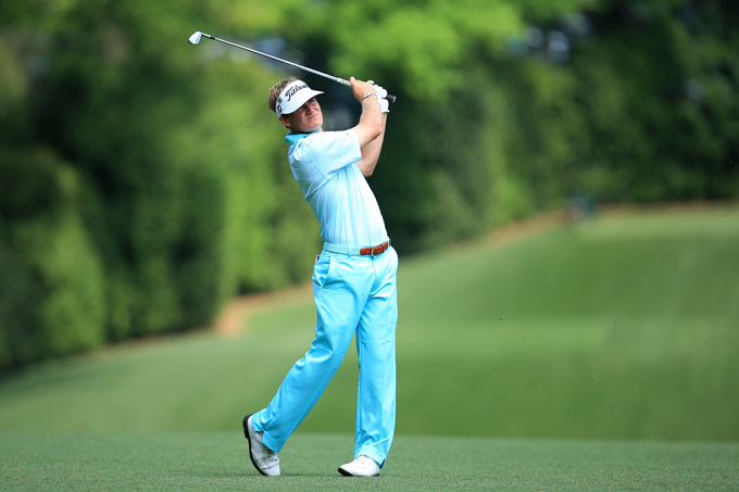 WORST: JOHN PETERSON                           While I love powder blue in small doses, too much of one color is never a good thing.