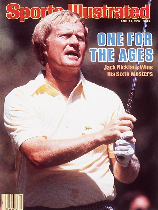 In 1986, Nicklaus won his 18th-career major title.