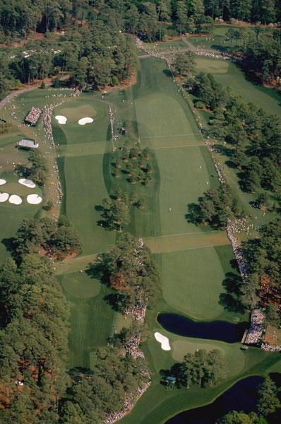 "Augusta National                       Augusta has changed dramatically over the years. In 1999, foreshadowing the monumental course renovation that would come only three years later, Augusta National unveiled what at the time were considered radical alterations -- the first rough, or ""first cut"" in Masters-speak, and new back tees on the 2nd and 17th holes, among other tweaks."