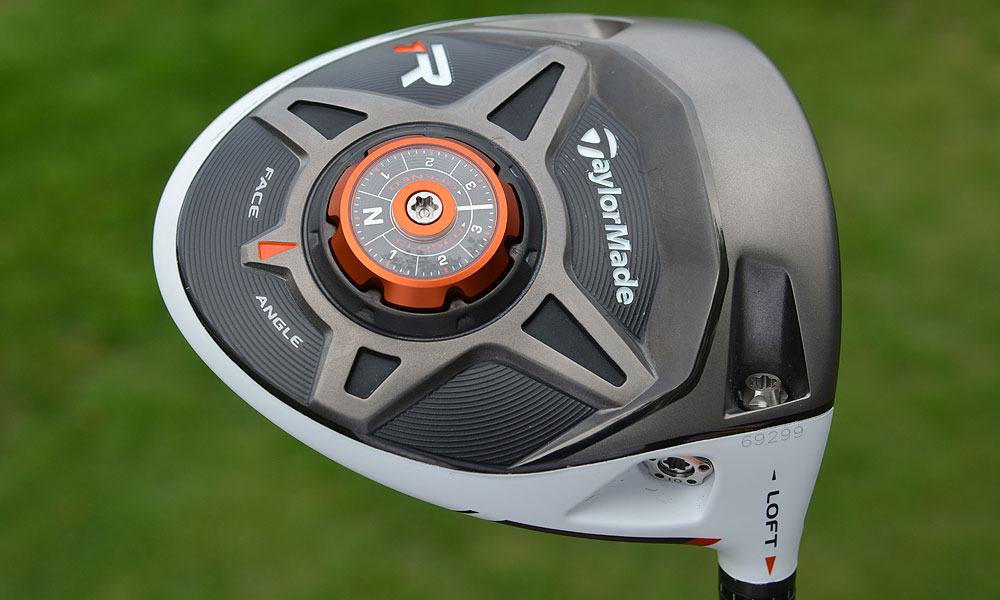 TaylorMade's R1 driver.