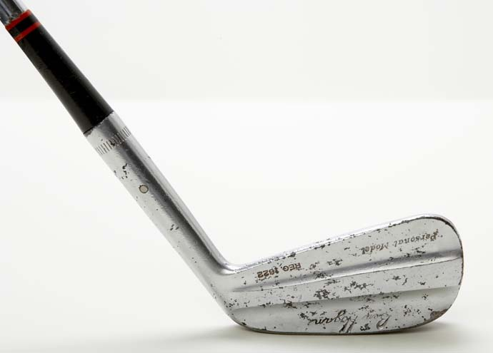 What's the lowest-lofted iron in your bag?                       3-iron: 56 percent                       4-iron: 24 percent                       2-iron: 14 percent                       5-iron: 6 percent