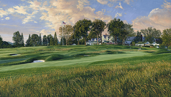 Oakmont Golf Club (2007), 14th Hole                           Winner: Angel Cabrera                           Course Finder Profile