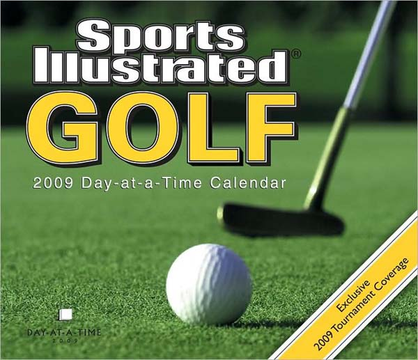 2009 Sports Illustrated Classic Courses Calendar                           bn.com, $14                           Filled with information about legendary courses, tournaments and players, this calendar also includes tips, trivia and rules quizzes.