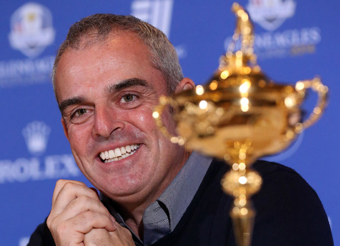 3. Europe Captain Paul McGinley                             We have nothing against Ireland's McGinley, who seems like a lovely gent, but this is the first Ryder Cup on Scottish soil in more than 40 years. You know who'd have made more sense to lead the 2014 Ryder Cup in Scotland? A Scot. Namely, Europe's 2010 skipper, Colin Montgomerie. Hey, Euros, you played your captains out of turn!