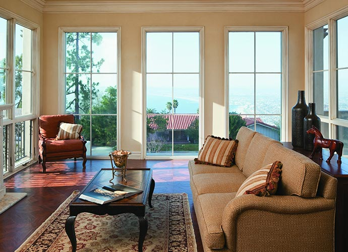 Andersen 400 Series windows and doors provide a classic blend of engineering and craftsmanship, featuring extensive sizes, shapes, styles and colors.
