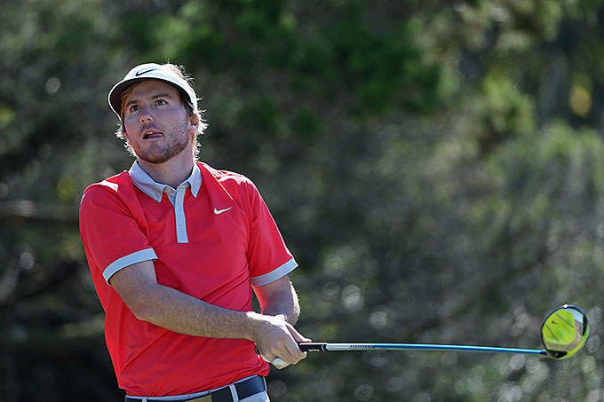 Russell Henley followed his 63 on Friday with a 68 on Saturday.